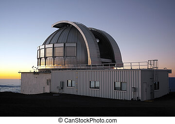 Astronomical Observatory - Hawaii - USA - The Mauna Kea...