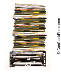 Files - Too many documents in the inbox