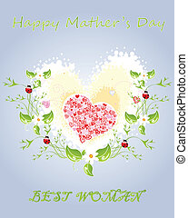 Happy Mothers Day - Happy Mother s Give vidkrytka welcome or...