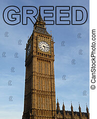 Greed In Parliament