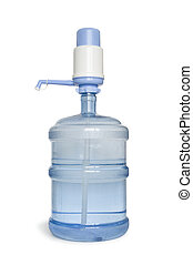 水, 瓶子