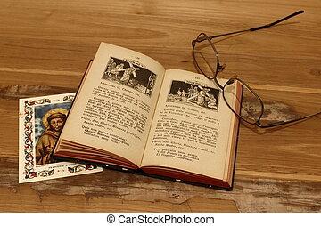 Prayer - My old book of prayers