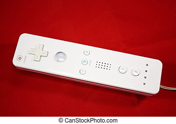 Motion Controlled Gaming Controller - Wireless motion...