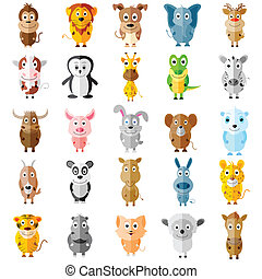 Animal Icon - easy to edit vector illustration of animal...