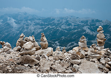 Peak St. George (Sveti Jure), Biokovo, Croatia - Peak St....