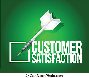 customer satisfaction dart