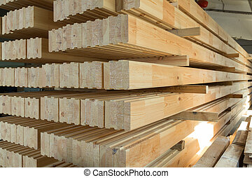 glued timber beams