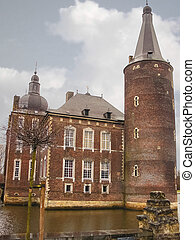 Kasteel Hoensbroek, one of the most famous Dutch castles....