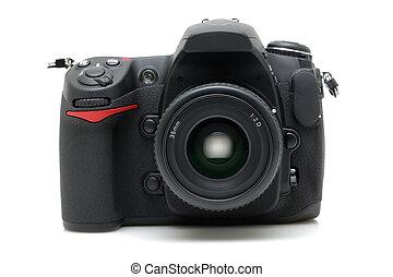 Digital SLR camera - Professional digital SLR camera in...