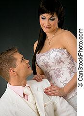 ritratto, matrimonio
