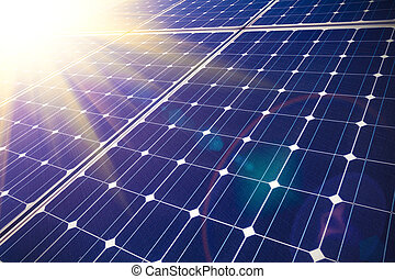 Solar energy for sustainable development - Green energy and...