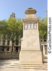 Portsmouth Cenotaph - The Portsmouth Cenotaph, the 1st World...