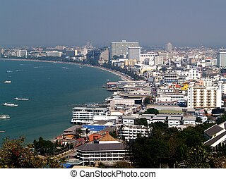Pattaya city , Thailand