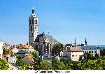 Church of St. James, Kutna Hora, Czech Republic