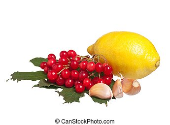Anti-virus remedy - Fresh fruits and berries fight against...