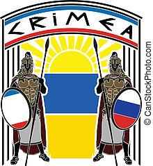 protectors of Crimea