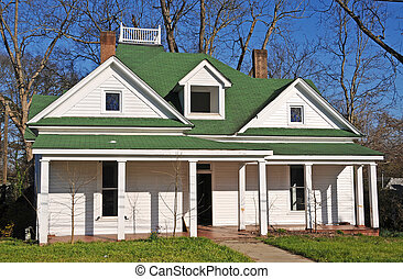 Abandoned House for Sale or Lease