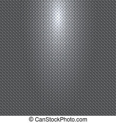 Vector gray or black background with sphere pattern and...