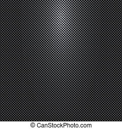 Vector gray or black background with rhombus pattern and...