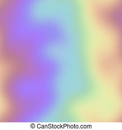 Rainbow colors - Abstract rainbow pattern, with psychadelic...