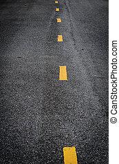 New asphalt texture wi
