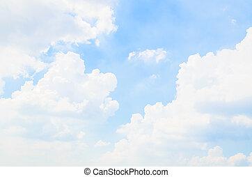 cielo, nube