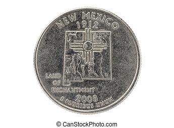 New Mexico State Quarter Coin - New Mexico commemorative...