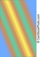 Blue Green Brown Yellow Background - A background gradient...