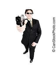 Assasin - Man with a gun