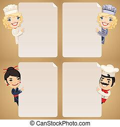 Chefs Carto