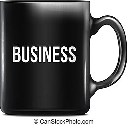 Business Black Cup
