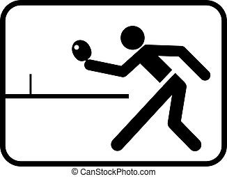 Clip Art Ping Pong Clip Art ping pong illustrations and clip art 2491 royalty free pictogram for match with abstract artby