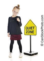"""Stop the Noise! - An adorable elementary """"teacher/librarian""""..."""