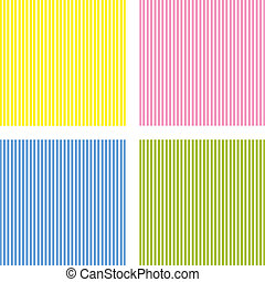 set of four different pattern vector - vector set of four...