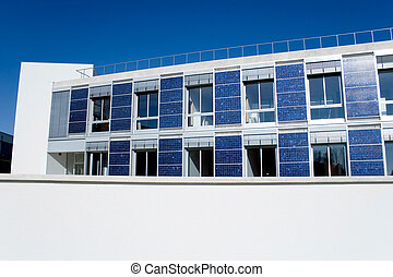 photovoltaic house - solar green house photovoltaic and...