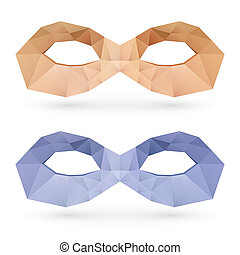 Polygonal masks