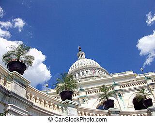 U,  s, 州議會大廈
