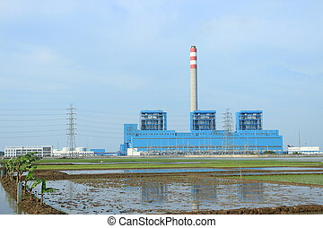 steam turbin power plant indonesia