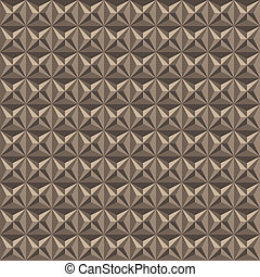 light brown triangle texture - Triangle seamless pattern in...