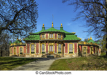 Chinese Pavilion at Drottningholm, Stockholm - The Chinese...
