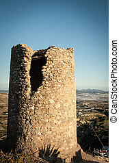 Watchtower of Nijar is a small fort or rock castle located...