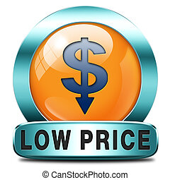 low price product promotion sales or bargain lowest prices...