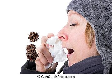 Viruses in the air