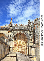Palace of the Knights Templar in Portugal - Palace of the...