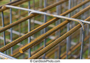 concrete rebar - steel mattress used for concrete rebar in...