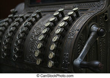 cash register - One hundred years cash register