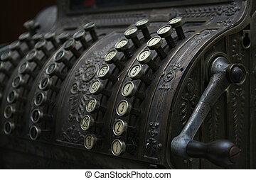 cash register - One hundred years cash register