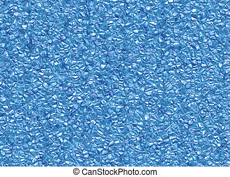relief blue crystal backgrounds
