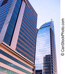 Torre de las Comunicaciones - Modern buildings in new...