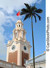 Clock Tower of HKU